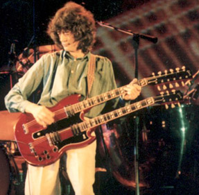 Jimmy Page electric 12